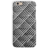 Abstract Gray Geometrical Phone Case Iphone 6 / Snap Gloss & Tablet Cases