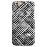 Abstract Gray Geometrical Phone Case Iphone 6S / Snap Gloss & Tablet Cases