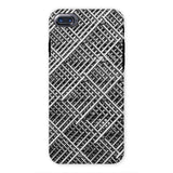 Abstract Gray Geometrical Phone Case Iphone 7 / Tough Gloss & Tablet Cases