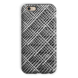 Abstract Gray Geometrical Phone Case Iphone 6S / Tough Gloss & Tablet Cases