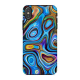 Abstract Oil Pattern Phone Case Iphone X / Tough Gloss & Tablet Cases