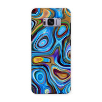 Abstract Oil Pattern Phone Case Samsung S8 Plus / Tough Gloss & Tablet Cases