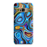 Abstract Oil Pattern Phone Case Samsung S8 / Snap Gloss & Tablet Cases