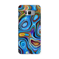 Abstract Oil Pattern Phone Case Samsung S8 / Tough Gloss & Tablet Cases