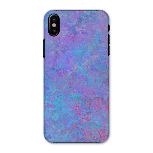 Abstract Pink Design Phone Case Iphone X / Snap Gloss & Tablet Cases