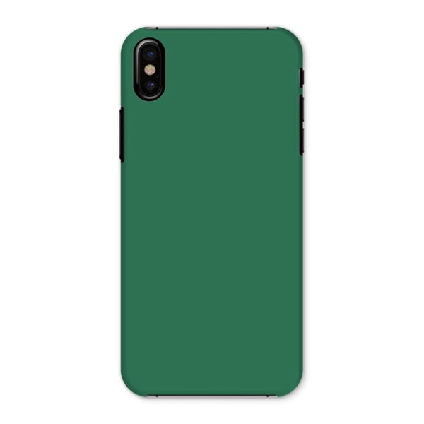 Amazon Green Color Phone Case Iphone X / Snap Gloss & Tablet Cases