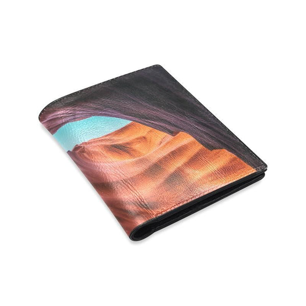 Antelope Canyon Mens Leather Wallet (1612)