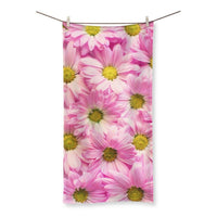 Arrangement Pink Blossoms Beach Towel 19.7X39.4 Homeware