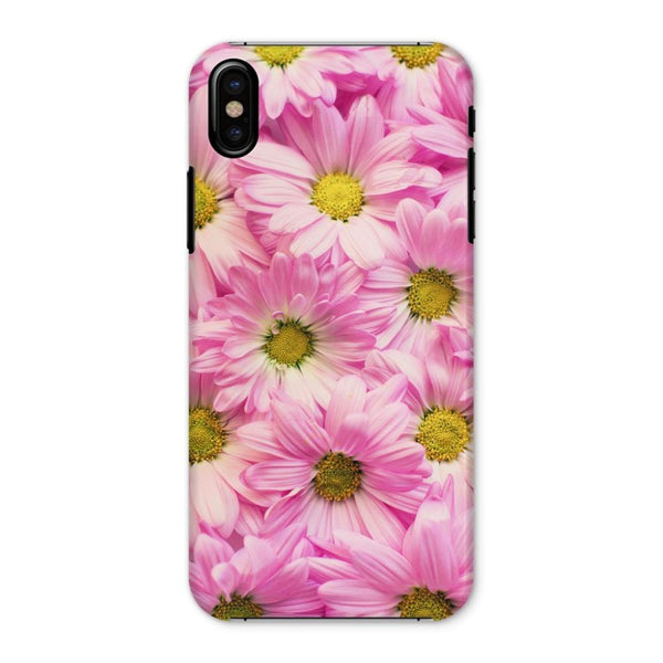 Arrangement Pink Blossoms Phone Case Iphone X / Snap Gloss & Tablet Cases