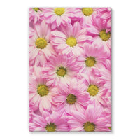 Arrangement Pink Blossoms Stretched Canvas 24X36 Wall Decor