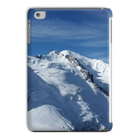 Awesome Snowy Mont Blanc Tablet Case Ipad Mini 4 Phone & Cases