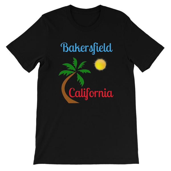 Bakersfield California Kids' T-Shirt