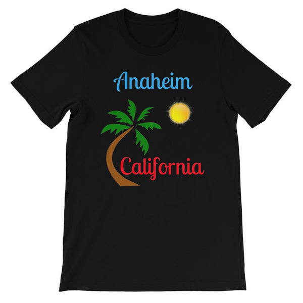 Anaheim California Palm Sun Kids' T-Shirt