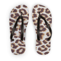 Background Of Animal Print Flip Flops S Accessories