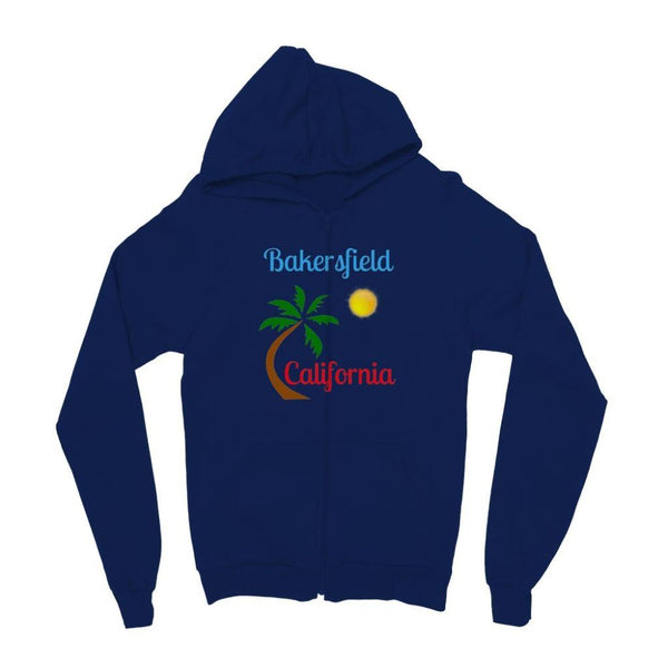 Bakersfield California Youth Hoodie Hooded Sweatshirt