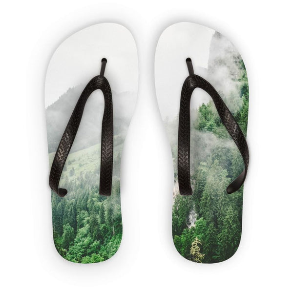 Bavarian Germany Foggy Flip Flops S Accessories