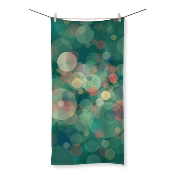 Beach Towel 19.7X39.4 Homeware