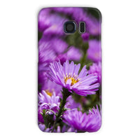 Beautiful Purple Flowers Phone Case Galaxy S6 / Snap Gloss & Tablet Cases