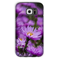 Beautiful Purple Flowers Phone Case Galaxy S6 / Tough Gloss & Tablet Cases