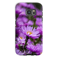 Beautiful Purple Flowers Phone Case Galaxy S7 / Tough Gloss & Tablet Cases