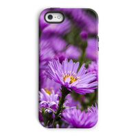 Beautiful Purple Flowers Phone Case Iphone 5/5S / Tough Gloss & Tablet Cases