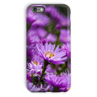 Beautiful Purple Flowers Phone Case Iphone 6 Plus / Tough Gloss & Tablet Cases