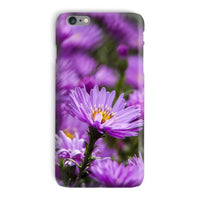 Beautiful Purple Flowers Phone Case Iphone 6S Plus / Snap Gloss & Tablet Cases