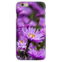 Beautiful Purple Flowers Phone Case Iphone 6S / Snap Gloss & Tablet Cases