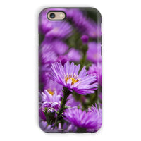Beautiful Purple Flowers Phone Case Iphone 6S / Tough Gloss & Tablet Cases