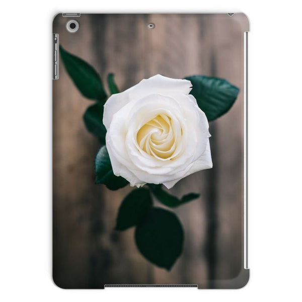 Beautiful White Rose Tablet Case Ipad Air Phone & Cases