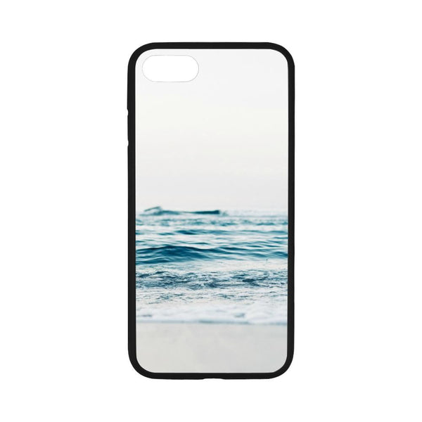 Beautiful White Summer Beach Iphone 7 4.7 Case Rubber