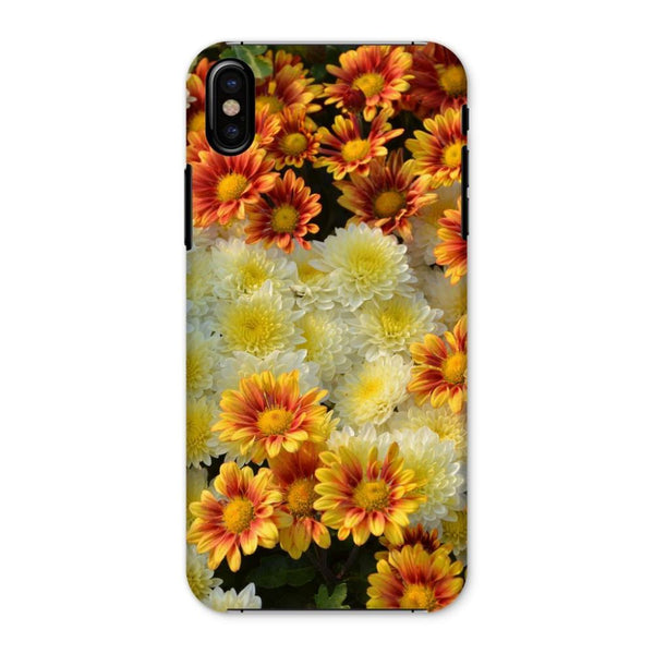 Beautifully Blooming Plants Phone Case Iphone X / Snap Gloss & Tablet Cases