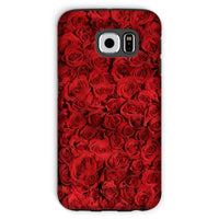 Bed Of Red Roses Phone Case Galaxy S6 / Tough Gloss & Tablet Cases