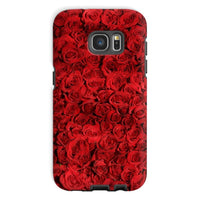 Bed Of Red Roses Phone Case Galaxy S7 / Tough Gloss & Tablet Cases
