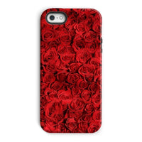 Bed Of Red Roses Phone Case Iphone 5/5S / Tough Gloss & Tablet Cases