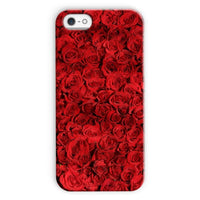 Bed Of Red Roses Phone Case Iphone 5C / Snap Gloss & Tablet Cases