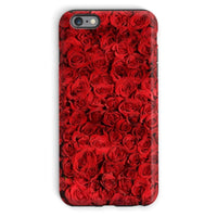 Bed Of Red Roses Phone Case Iphone 6 Plus / Tough Gloss & Tablet Cases