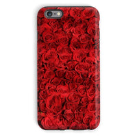 Bed Of Red Roses Phone Case Iphone 6S Plus / Tough Gloss & Tablet Cases