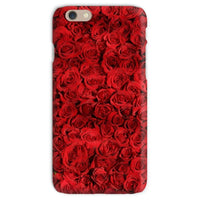 Bed Of Red Roses Phone Case Iphone 6S / Snap Gloss & Tablet Cases