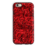 Bed Of Red Roses Phone Case Iphone 6S / Tough Gloss & Tablet Cases