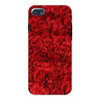 Bed Of Red Roses Phone Case Iphone 7 / Tough Gloss & Tablet Cases