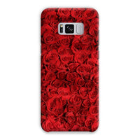 Bed Of Red Roses Phone Case Samsung S8 Plus / Snap Gloss & Tablet Cases
