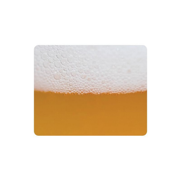 Beer Foam Rectangle Mousepad
