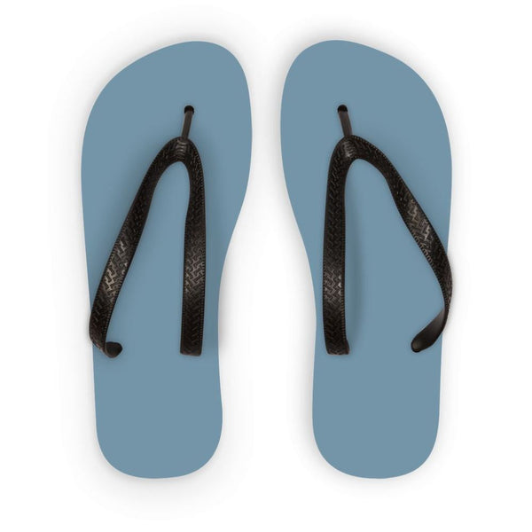 Bermuda Grey Color Flip Flops S Accessories