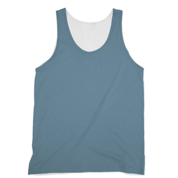 Bermuda Grey Color Sublimation Vest Xs Apparel