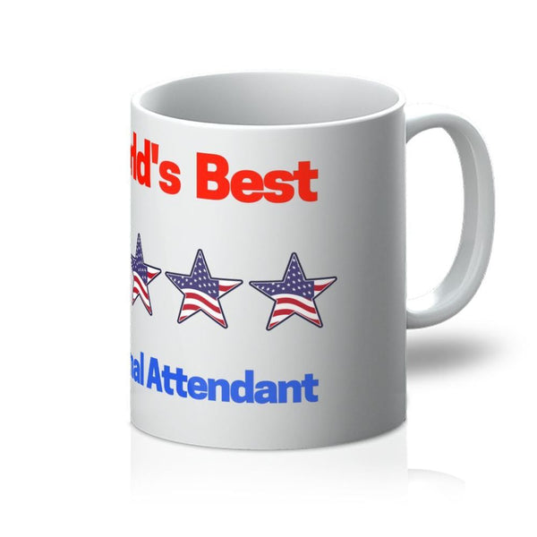 Best Animal Attendant Mug 11Oz Homeware