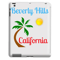 Beverly Hills California Tablet Case Ipad 2 3 4 Phone & Cases