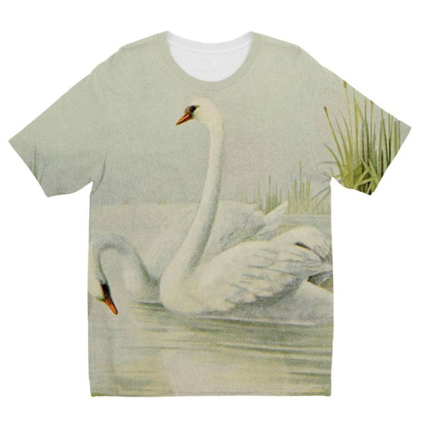 Birds & All Nature 1900 Kids Sublimation T-Shirt 3-4 Years Apparel