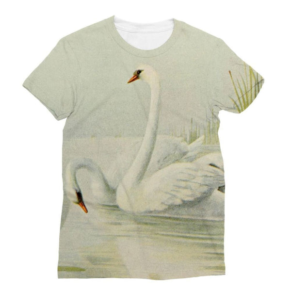 Birds & All Nature 1900 Sublimation T-Shirt Xs Apparel