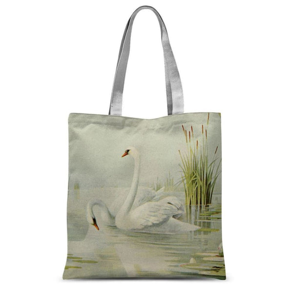Birds & All Nature 1900 Sublimation Tote Bag 15X16.5 Accessories